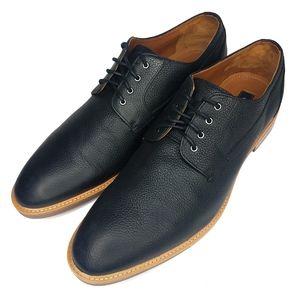 Gordon Rush Baxtor Black Leather Oxford 12